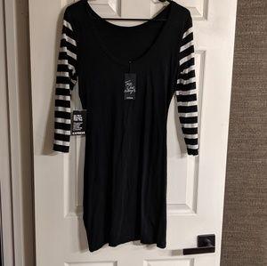 EXPRESS Wear 2 Ways Black dress